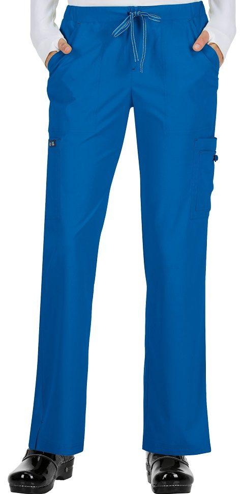 Koi Royal Blue - Holly Pants
